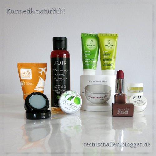 Neue Produkte im August