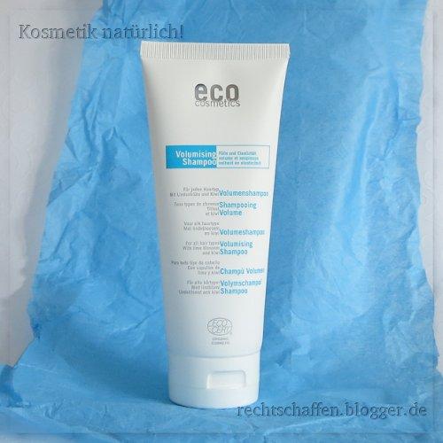 Blogger BIOty Box 1: Sommer, Sonne & Mee(h)r   Eco Cosmetics Shampoo