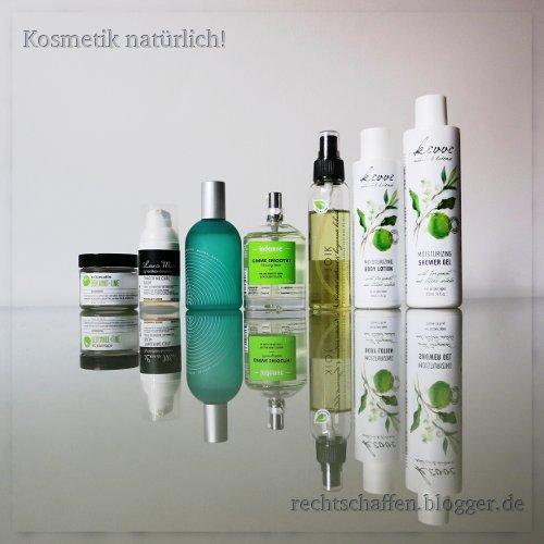 Körperpflegeroutine mit Bergamotte und anderen Zitrusdüften