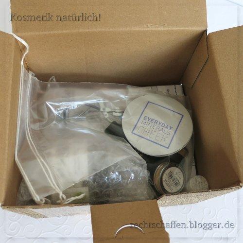 Unboxing Eccoverde | Inhalt