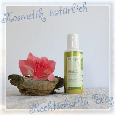 Naturdrogerie unboxing | Eubiona Volumen-Shampoo Kamille-Kiwi