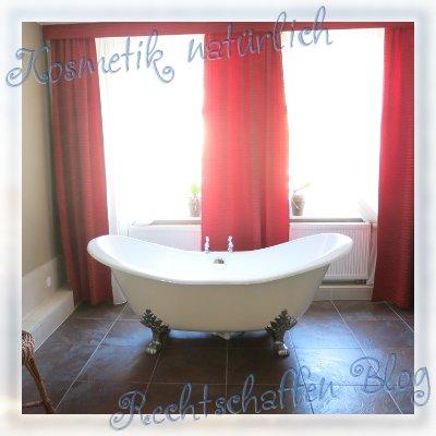 Freistehende Badewanne im Swiss House