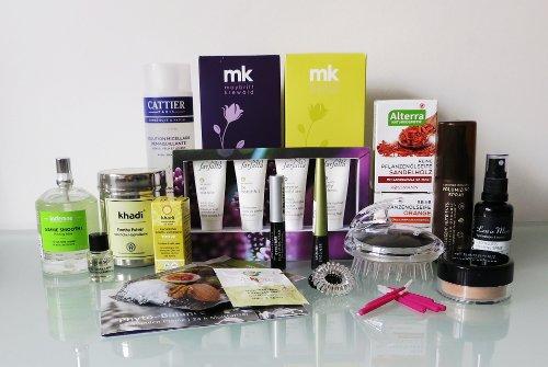 Neue Beautyprodukte im August 2014