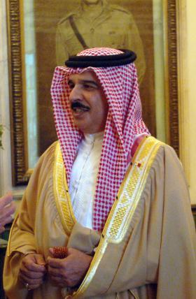 Hamad bin Isa Al Chalifa