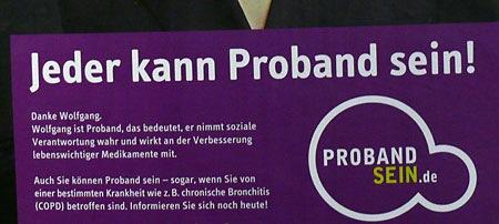Proband
