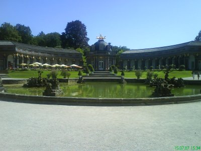 Orangerie at Eremitage