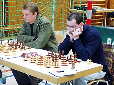 Hendrik Tabatt und Jean-Marc Mayer