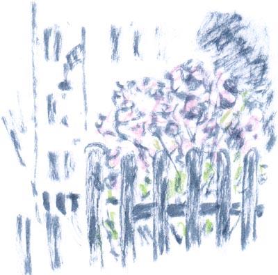 Pinselstift, Buntstift
