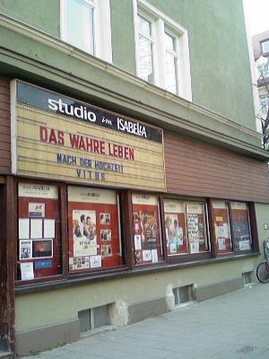 Das kleine Kino an der Ecke