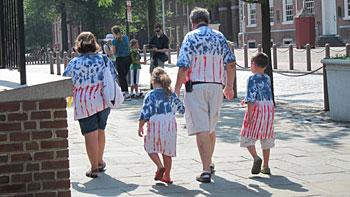 An American family. (novala)