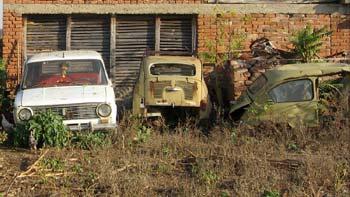 Old car. (novala)