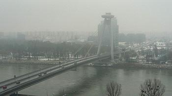 Bratislava, Ufo. (novala)