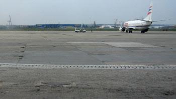 Airport Baneasa. (novala)