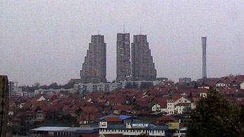 Belgrade. (novala)
