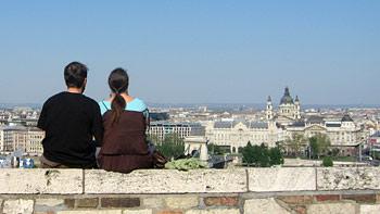 Budapest. (novala)