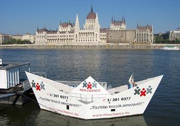 Budapest, Parliament. (novala)