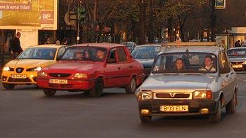 Traffic. (novala)