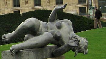 Sculpture. (novala)