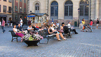 Gamla Stan, Stockholm. (novala)