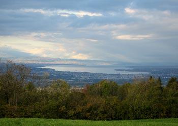 Lake Geneva. (novala)