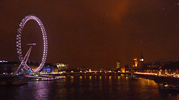 The London Eye. (novala)