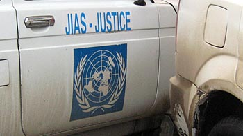 "Sign ""Justice"". (novala)"