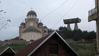 Orthodox church. (novala)