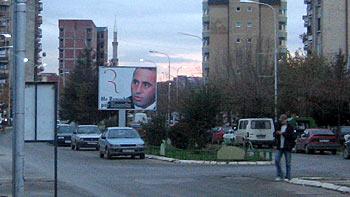 Albanian side. (novala)