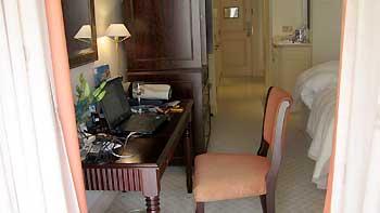Hotel room. (novala)