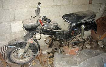 Motorbike. (novala)