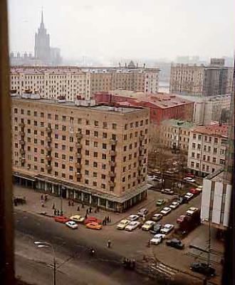Moscow. (novala)