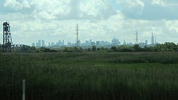Skyline New York. (novala)