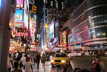 Times Square. (novala)