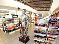 Perfume store. (Excalibur City)