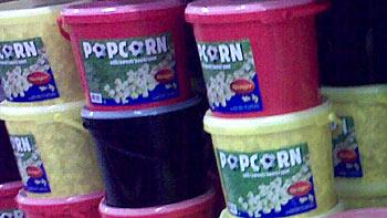 Popcorn. (novala)