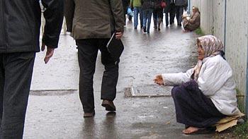 Beggars. (novala)