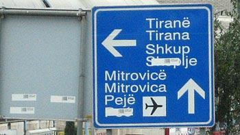 Street sign. (novala)