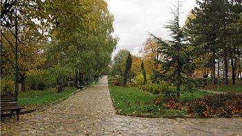 City park. (novala)