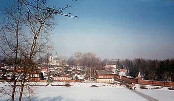 Zagorsk. (novala)