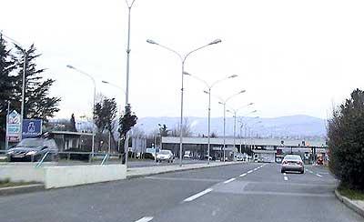 Border-crossing Skofje SLO-I