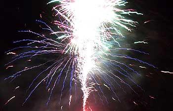 Fireworks. (novala)