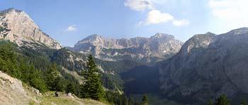 Mountains. (novala)