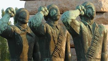 Statue. (Szoborpark)