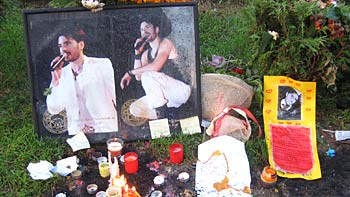 Mourning for Tose Proeski. (novala)
