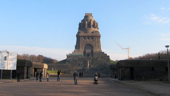 Völkerschlachtdenkmal. (novala)