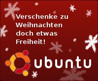 Ubuntu Weihnachten