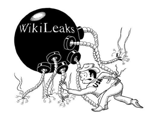 Webgemeinde stützt WikiLeaks