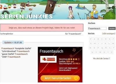 deutsch pornos fotzentausch