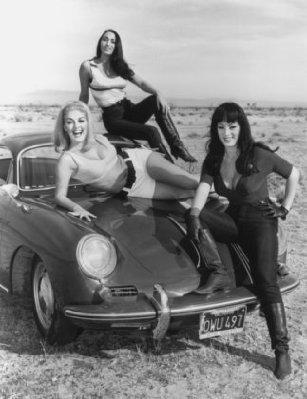 Russ Meyer: Faster, Pussycat! Kill! Kill! (1965)