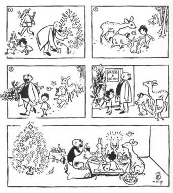 W u h e i whippet blog einen sch nen 3 advent - Tannenbaum englisch ...